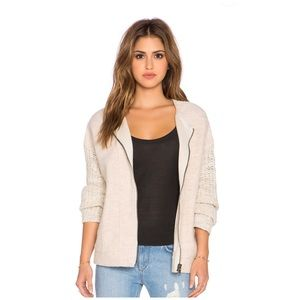 Freepeople Superstar Scarf Jacket in Sand
